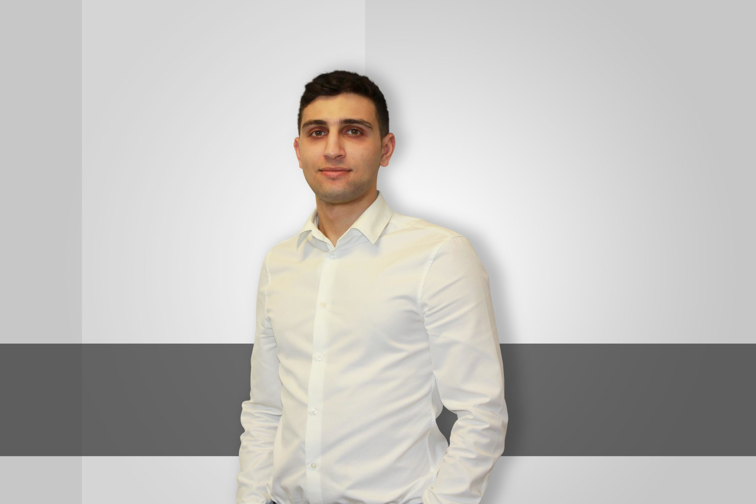 Amlogy CEO and Founder ARkadi Jeghiazaryan
